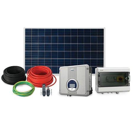 Kit Gerador Solar Fotovoltaico 195 Kw/mês + Frete Grátis