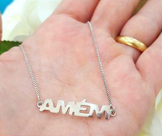 Colar Amém