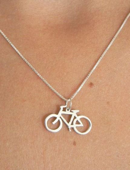 Colar Ciclismo 1 - Prata 950