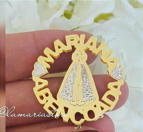 Mandala Nossa Senhora Personalizada