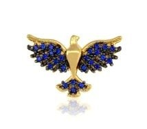 Colar Espírito Santo Luxo - Safira