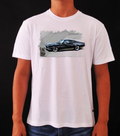 CAMISETA PREMIUM FORD MAVERICK