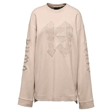 Puma x Fenty by Rihanna Ls Graphic Crew Neck T-Shirt