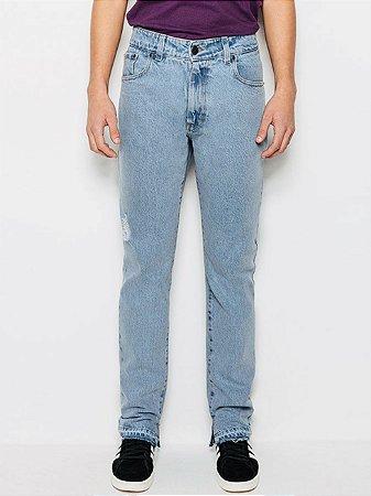 Piet Calça Jeans Washed Claro