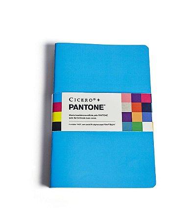 Caderneta Revista Cicero e Pantone Sem Pauta Kit 4 unidades 14×21 CMYK