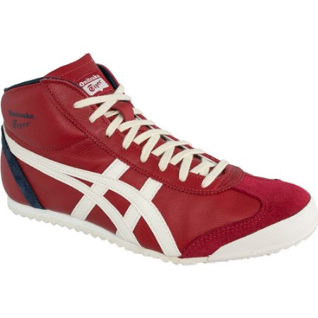 Tênis Mexico Mid Runner Ribbon Red/Off-White Onitsuka Tiger