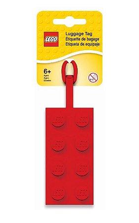 Tag Bag Vermelho Lego