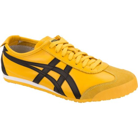 Tênis Mexico 66 Yellow/Black Onitsuka Tiger