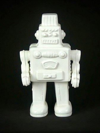 Robô Memorabilia Estatueta Branca Seletti