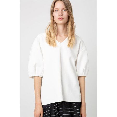 TOP CADURA BRANCO HUGO BOSS