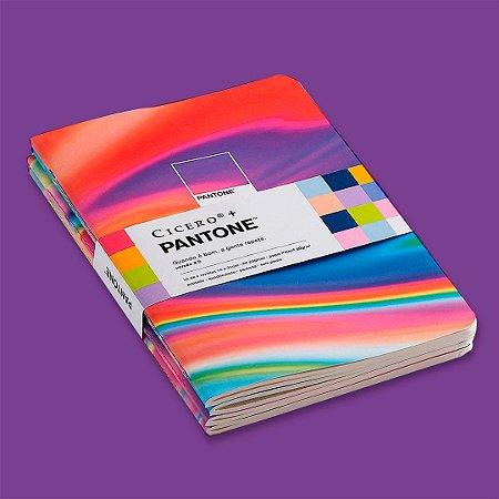 Kit de Revistas Holográfico Pantone