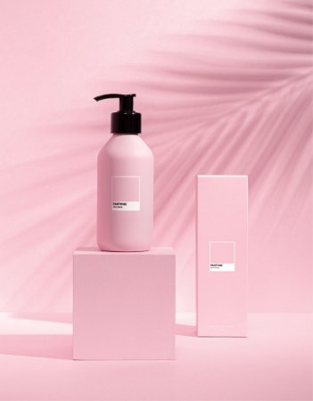 Sabonete Liquido Pink Peony Pantone