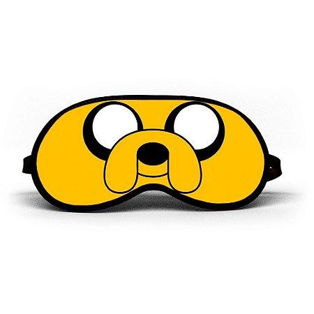 Máscara de Dormir Personalizada Jake Hora de Aventura
