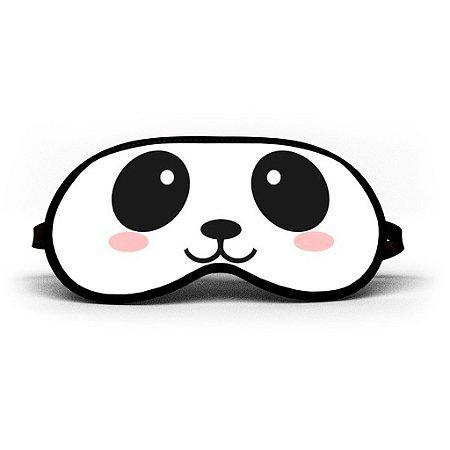 Máscara de Dormir Personalizada Panda