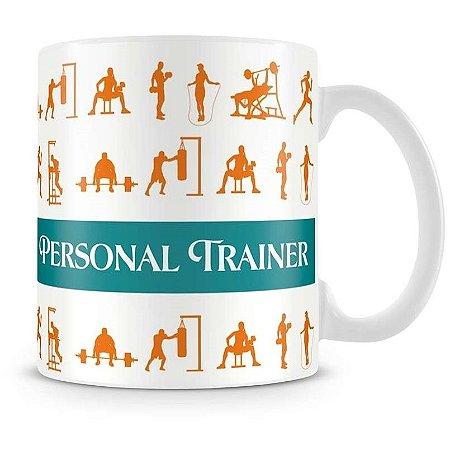 Caneca Personalizada Profissão Personal Trainer