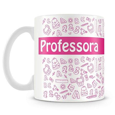 Caneca Personalizada Profissão Professora