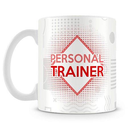 Caneca Personalizada Personal Trainer (Com Nome)
