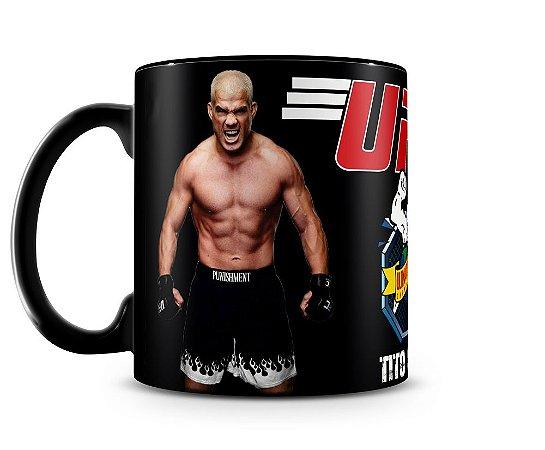 Caneca Personalizada UFC Tito Ortiz (100% Preta)