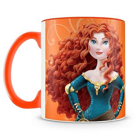 Caneca Personalizada Princesa Merida
