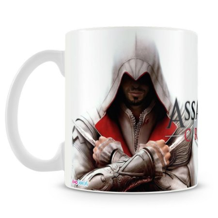Caneca Personalizada Assassin's Creed Ezio