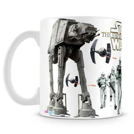 Caneca Personalizada Star Wars O Império Contra Ataca