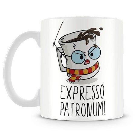 Caneca Personalizada Expresso Patronum