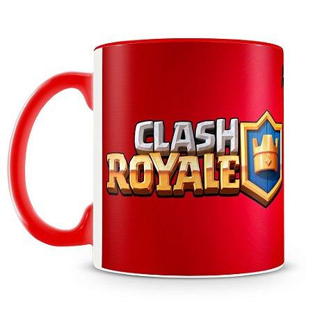 Caneca Personalizada Clash Royale (Mod.3)