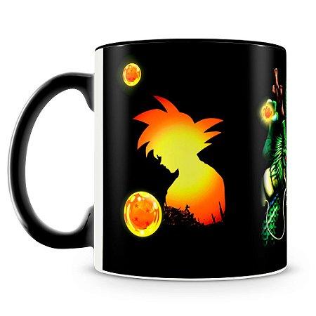 Caneca Personalizada Dragon Ball Esferas do Dragão