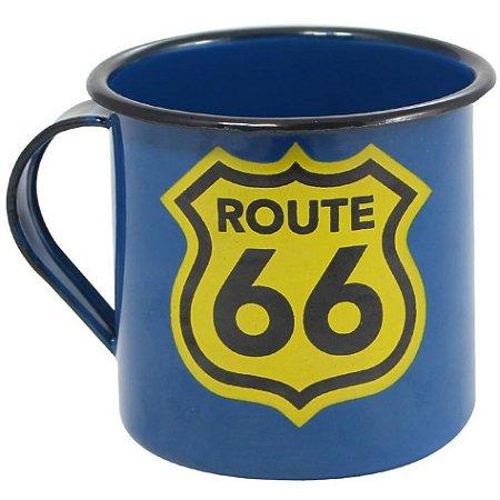 Caneca Retrô Route 66