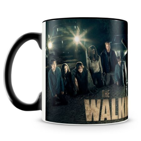 Caneca Personalizada The Walking Dead (Mod.4)
