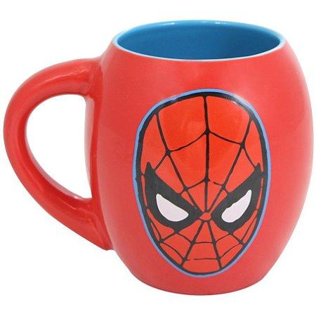 Caneca Personalizada Oval Homem Aranha