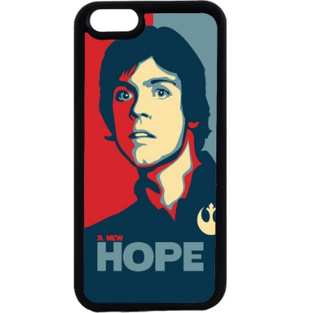 Capinha para Celular iPhone 6 Luke Skywalker A New Hope