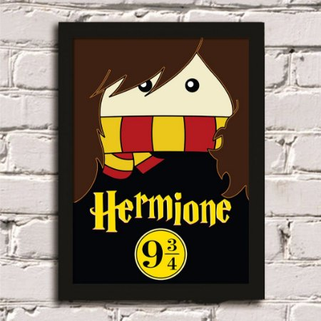 Poster Hermione (Mod.2)