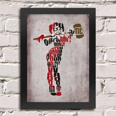 Poster Harley Quinn (Mod.3)