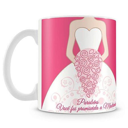 Caneca Personalizada Madrinha de Casamento