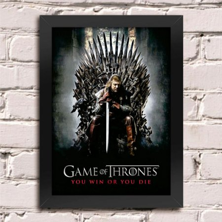 Poster Game Of Thrones (Mod.3)