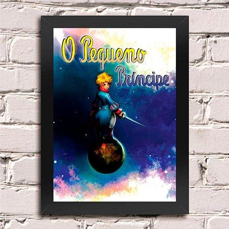Poster O Pequeno Príncipe (Mod.2)