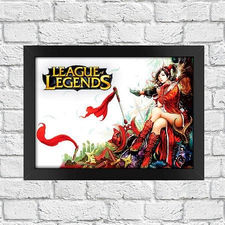 Poster League of Legends (Mod.8)