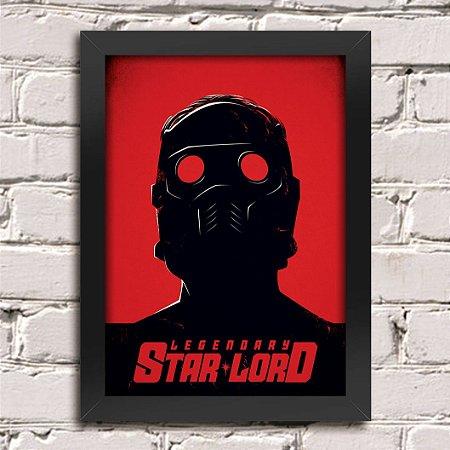 Poster Guardiões da Galáxia (Mod.1)