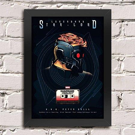 Poster Guardiões da Galáxia (Mod.5)