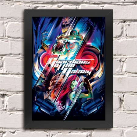 Poster Guardiões da Galáxia (Mod.11)