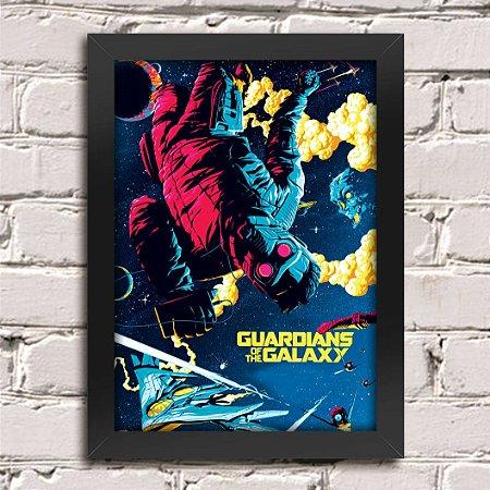 Poster Guardiões da Galáxia (Mod.13)