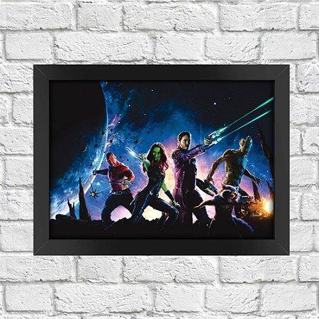 Poster Guardiões da Galáxia (Mod.24)