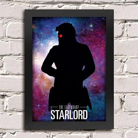 Poster Guardiões da Galáxia (Mod.31)