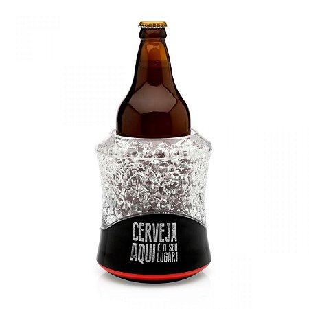 Porta Cerveja Congelável Happy Hour