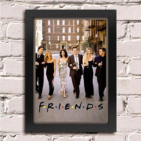 Poster Friends (Mod.1)