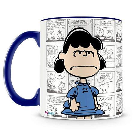 Caneca Personalizada Peanuts (Lucy)