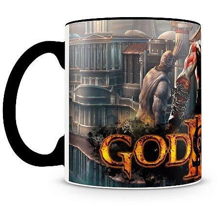 Caneca Personalizada God Of War