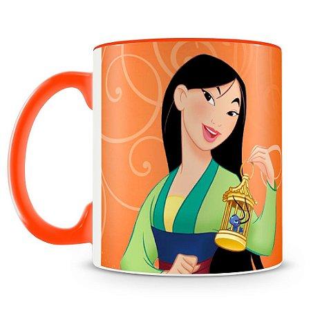 Caneca Personalizada Princesa Mulan