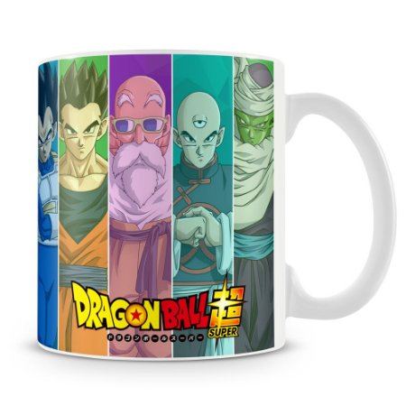 Caneca Personalizada Dragon Ball Super